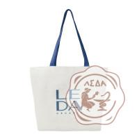 ЛЕДА Сумка-шоппер с логотипом