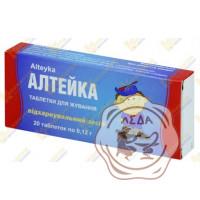 Алтейка сир. 200 мл Тернофарм