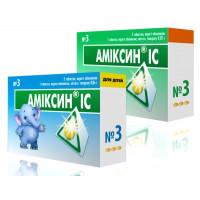 Амиксин IС 60мг №6 ИнтерХим