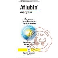 Афлубин 20мл Биттнер