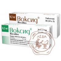 Воксид табл. 0.3 мг №30