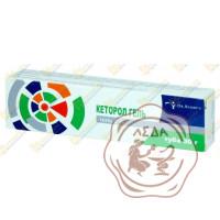 Кеторол гель 2% 30г Др.Реддис