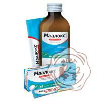 Маалокс сусп. 250мл Санофи