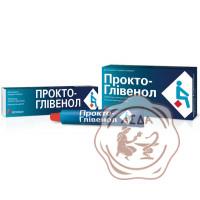 Прокто-гливенол супп. 400мг №10 Новартис