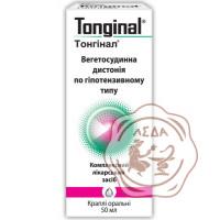 Тонгинал р-ор 50мл