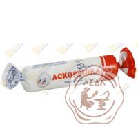 Аскорбинка-КВ 25мг банан №10 КВЗ